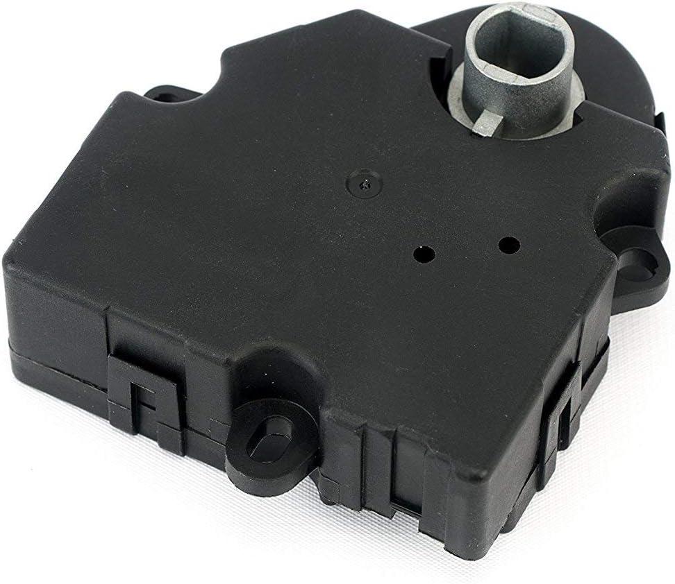 X AUTOHAUX Car HVAC Blend Control Air Door Actuator 20826182 for 2008-2012 Buick Enclave