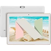 SANNUO Tablette Tactile 10,1 Pouces, Android 7,0, 3G,Quad Core, 2 Go + 16 Go, Double SIM, Double Caméra, 1280 × 800 Écran IPS, GPS, Wi-FI, OTG.…