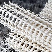 K&G HL2199 Teppichstop vers. Größen | zuschneidbar rutschfest | Antirutschmatte Teppich-Unterlage Anti-Rutsch Unterleger Gleitschutz Rutschschutz