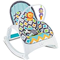 The Flyers bay Fiddle Diddle Baby Bouncer Cum Rocker(FD-88957-1)