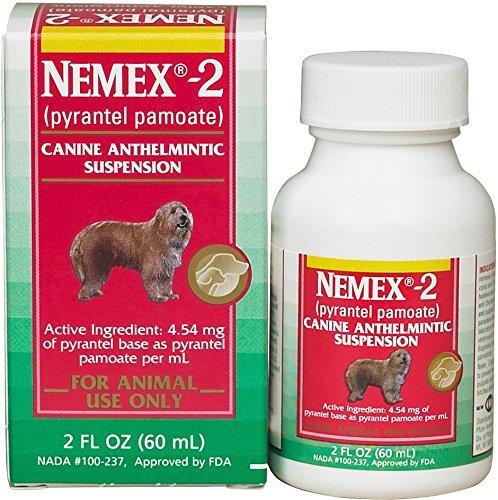 Nemex-2 Oral Liquid Dog Wormer 60 Ml