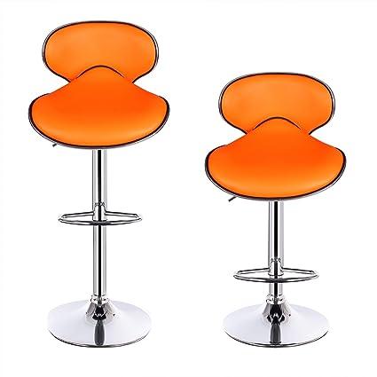Superb Llivekit Bar Stools Set Of 2 Breakfast Bar Stools With Back Bralicious Painted Fabric Chair Ideas Braliciousco