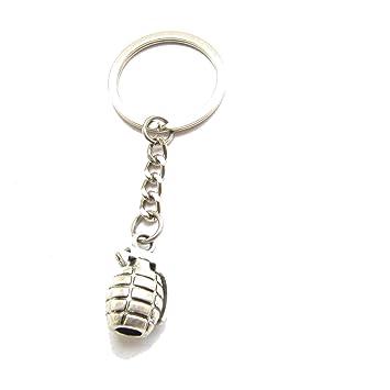 Key chain Llavero de Granada Hecho a Mano, Regalo de Granada ...