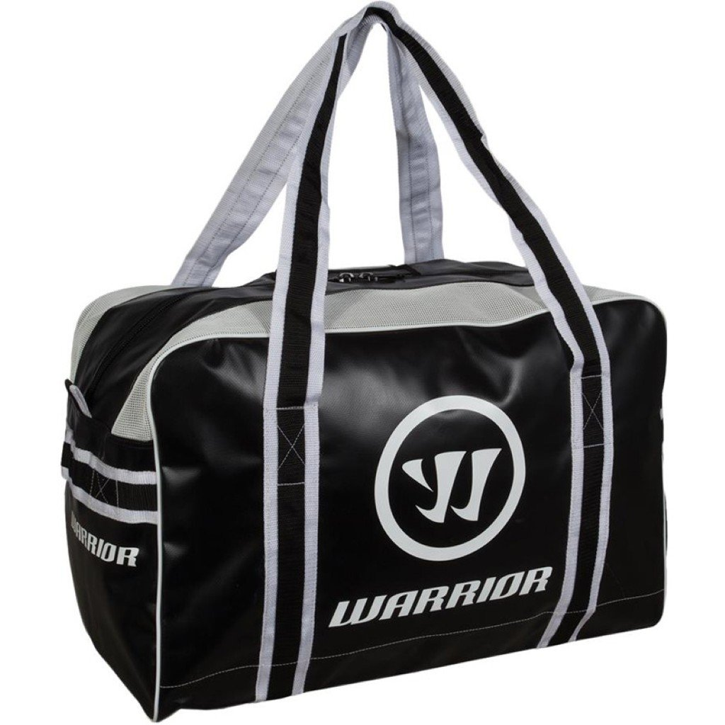 Warrior Hockey Coach Bag, Black/Red/White, One Size HB0950C BRW OSZ
