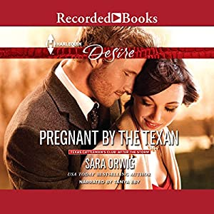 Pregnant by the Texan Audiobook