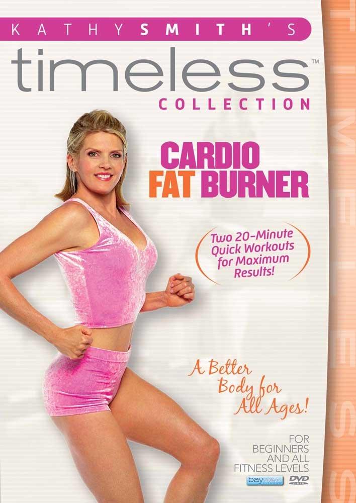 DVD : Kathy Smith - Kathy Smith Timeless Collection: Cardio Fat Burner (DVD)