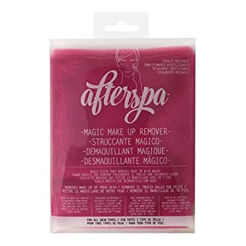 Daily Concepts Afterspa Magic Makeup Remover, Pink