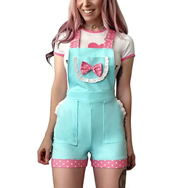 99d3d39c6ad Image Unavailable. Image not available for. Color  Littleforbig Short  Overalls Shortalls – Little Darling Overalls