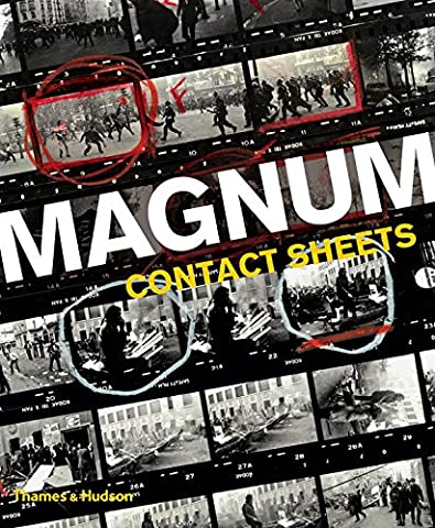 Magnum Contact Sheets (Contacts French Book)