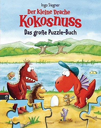 Der kleine Drache Kokosnuss – Das große Puzzle-Buch: Mit 6 Puzzleseiten (Spiel- und Beschäftigungsspaß, Band 1)