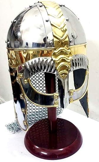 Máscara Estilo Gótico Vikinga UK Gift