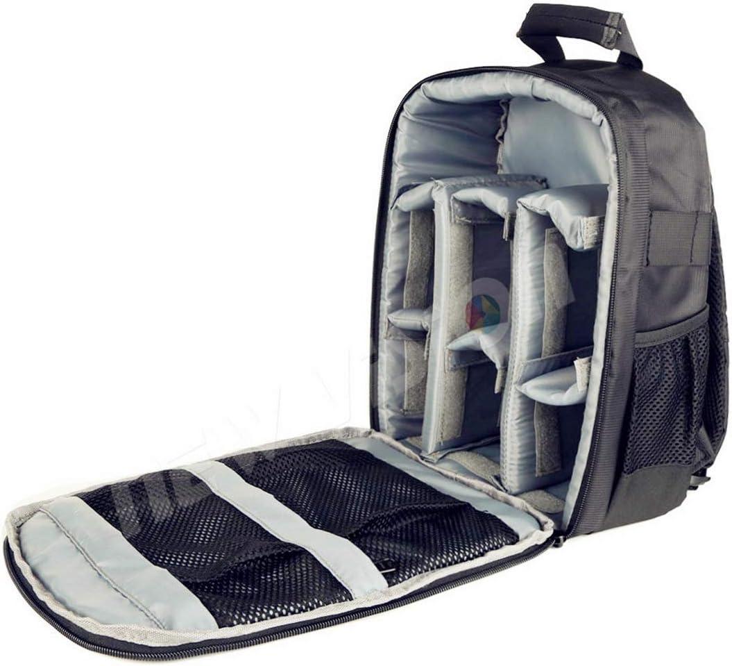 AIYAMAYA Outdoor Leisure Photography Small Shoulder Camera Bag SLR Digital Camera Camera Backpack Color : Green