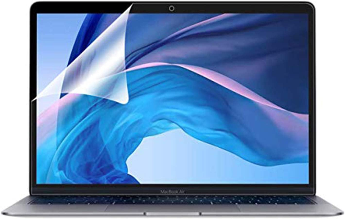 2 protectores de pantalla antirreflejos mate MacBook Air 13