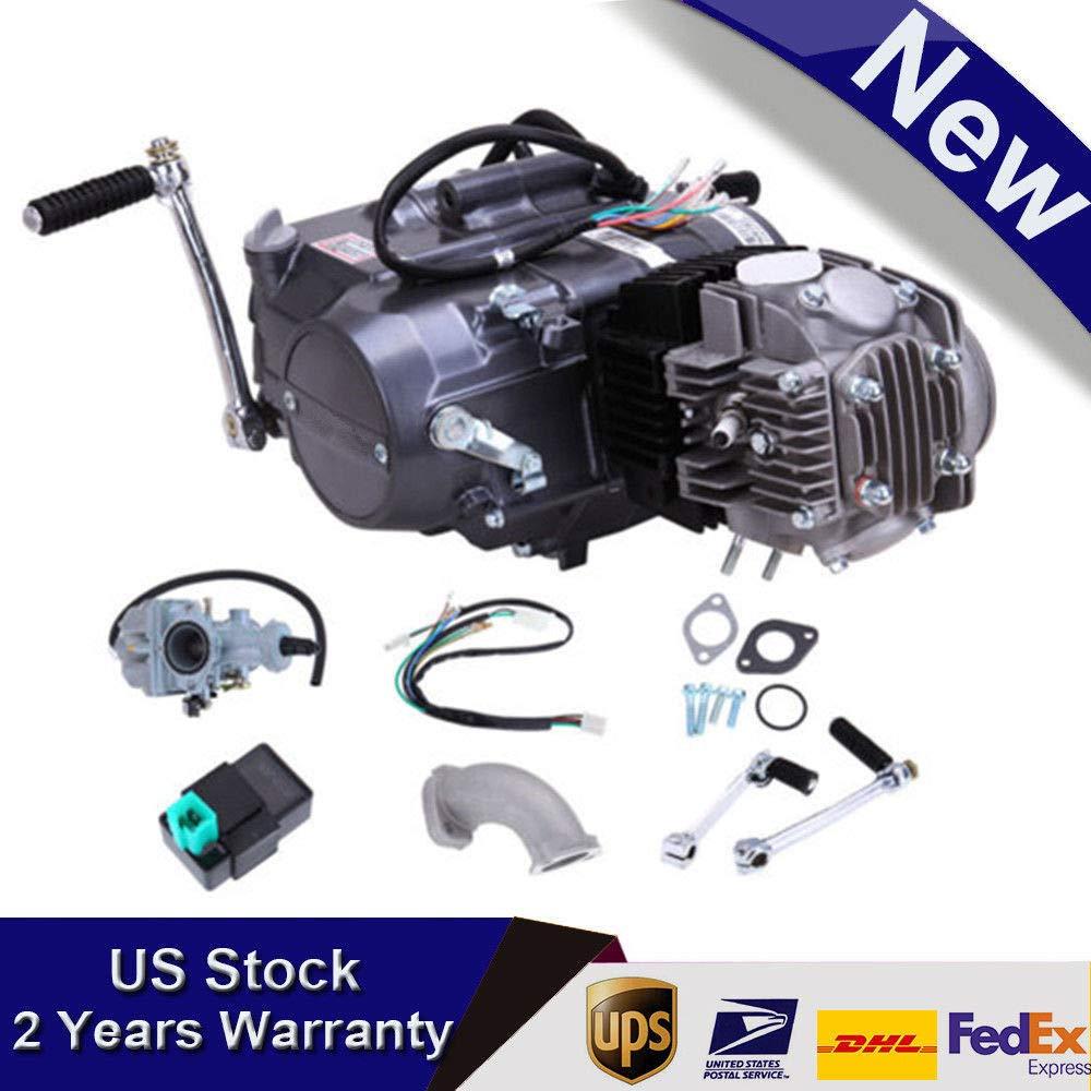 125CC 4 UP 4 Stroke Motor Engine Pit Dirt Bike ATV Quad For Honda CRF50 Z50 Honda Bike Motor