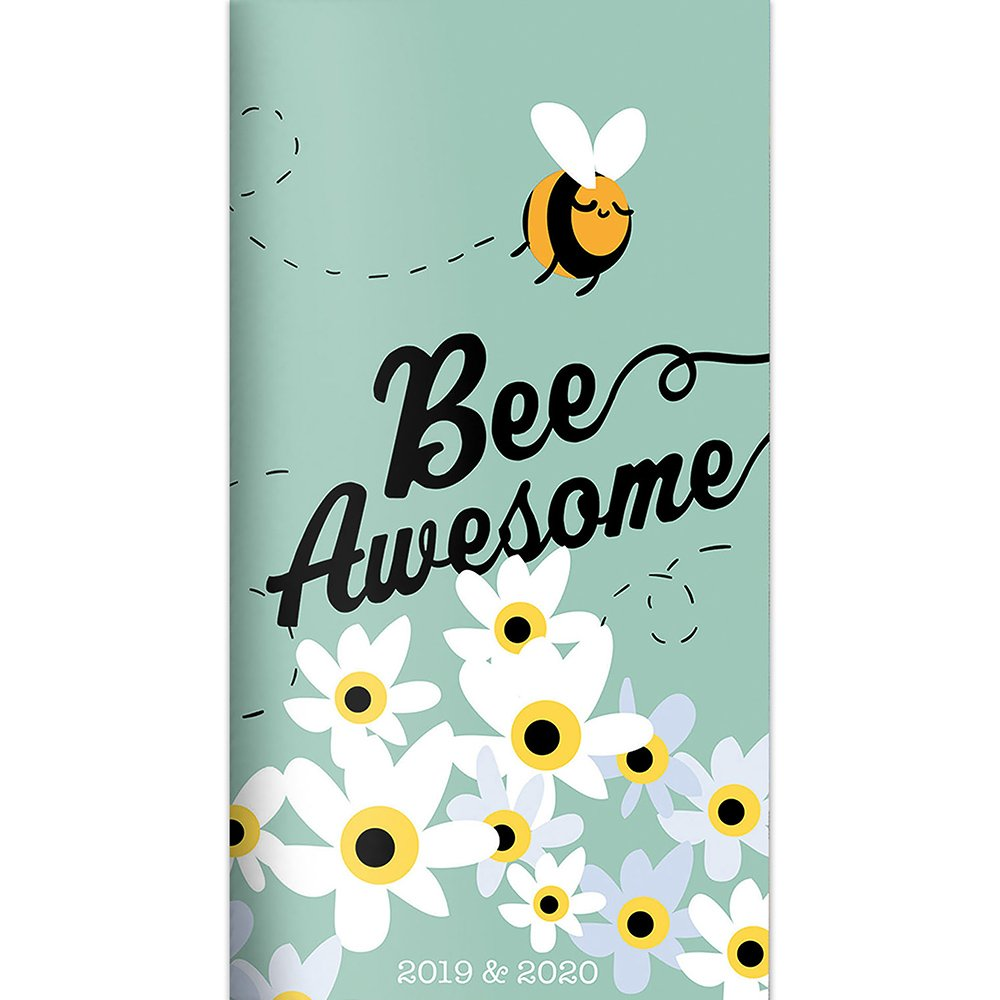 2019 2020 bee awesome 2 year pocket planner