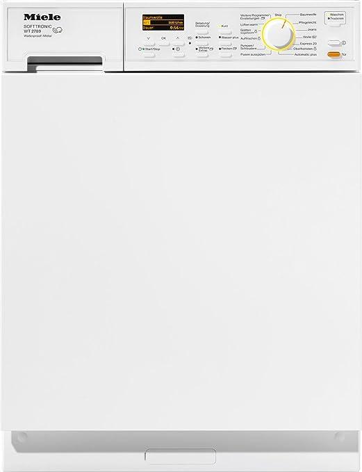 Miele WT 2789 i WPM - Lavadora-secadora (Frente, Incorporado ...