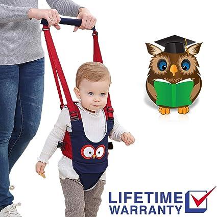 Amazon.com: Baby Walker, arnés de seguridad ajustable para ...