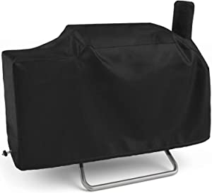 SHINESTAR GMG 4012 Grill Cover for Green Mountain Grills Davy Crockett Grill with WiFi, Heavy Duty Waterproof Pellet Grill Cover
