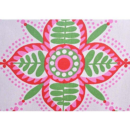 OUFLY El Árbol Imprimir Mochila Floral Mochila Mochila Ocio Mochila Mochila Mochila Escolar para Adolescentes Chicas Chicos Juventud Figura geométrica