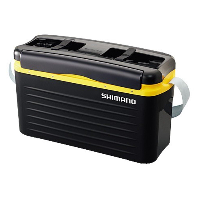 SHIMANO(シマノ) オトリ缶R ブラックイエロー OC-012K