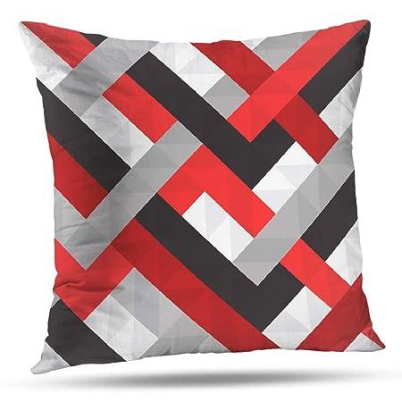 Pakaku Fundas de almohada para sofá o cama de 40,64 x 40,64 ...