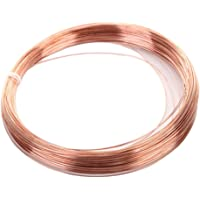 RZDEAL 4 Metro AWG (2 mm diámetro) alambre
