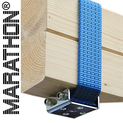 - Flexible clamp for universal solutions for , based on MARATHON hanger series