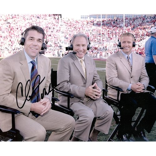 chris-fowler-autographed-espn-college-gameday-8x10-photo