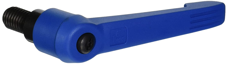 Size 5 Kipp 06610-5A687X25 Fiberglass Reinforced Plastic//Steel Adjustable Handle with 5//8-11 External Thread,Novo/·Grip Style K0269.5A687X25 Traffic Blue Color Novo/·Grip Style KIPP Inc 25 mm Screw Length Steel Components Inch