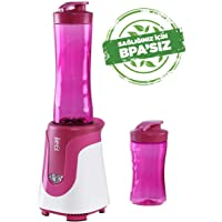 Vestel Mix & Go Pembe Blender