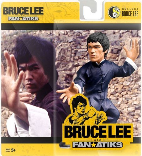 Bruce Lee Fanatiks Wave 4 Kung Fu Pose Action Figure