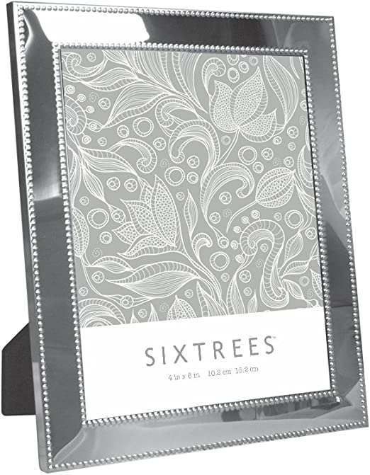 Sixtrees Friends Jewels Frame 4 by 6-Inch