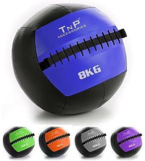 bb8cd84cf TNP Accessories® Wall Ball Slam Balls - No Bounce Wallball Slamball Medicine  Crossfit Gym…