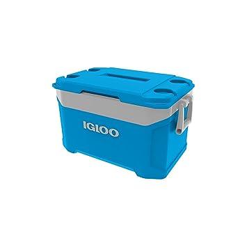 Igloo Nevera portátil Latitude 47 litros Cyan Mini, Camping ...
