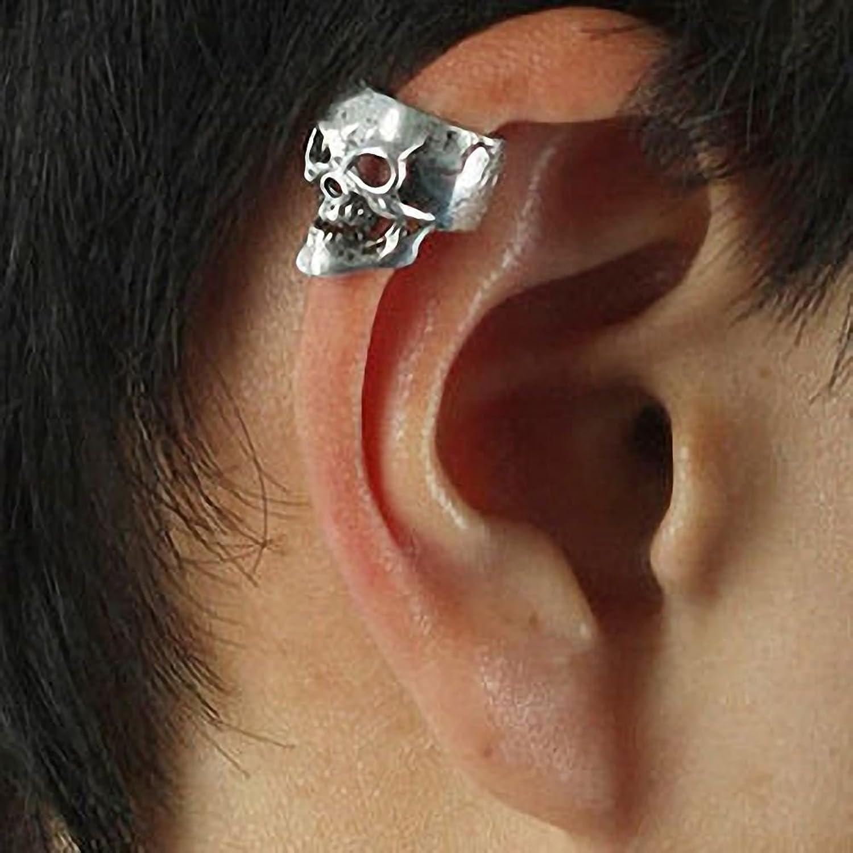 Men Earrings - Awesome Skulls