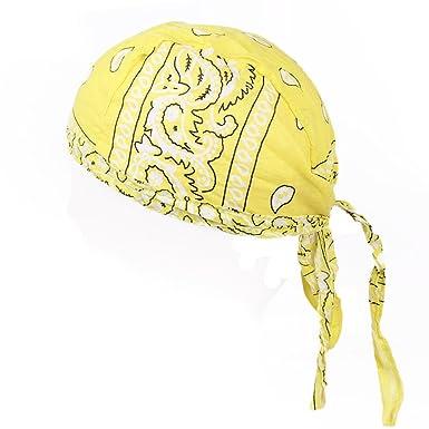 OHQ Sombrero Hombres Y Mujeres AlgodóN Amoeba Sombrero Vikingo Gorras De Ciclismo Al Aire Libre Gorras De Quimioterapia: Amazon.es: Ropa y accesorios