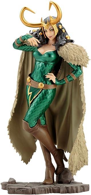 Kotobukiya Marvel Female Thor Bishoujo statue nouveau