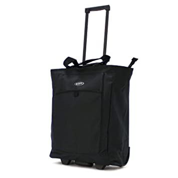 acc6ca06e70a Amazon.com  Olympia Luggage Rolling Shopper Tote