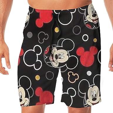 DailiH Swim Trunks Short de Playa de Secado rápido Disney ...