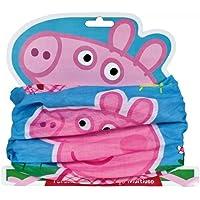 Peppa Pig 2200000230 - Pañuelo Multiuso para niños, Color Azul