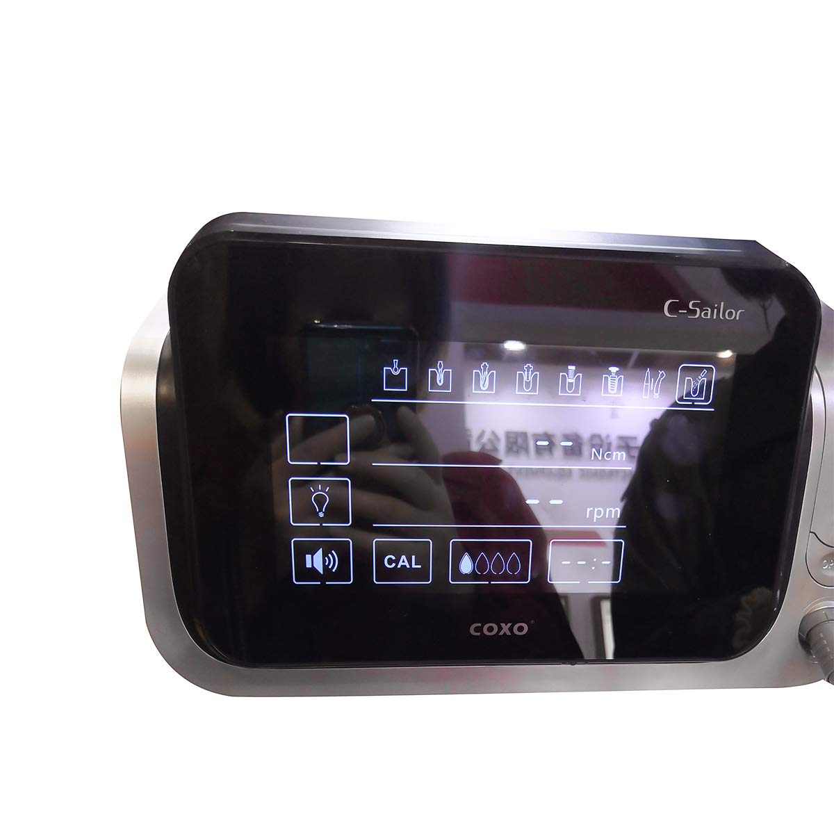 OUBO BRAND Coxo C-Sailor Surgical Brushless Touch Screen Style Pro Implant System