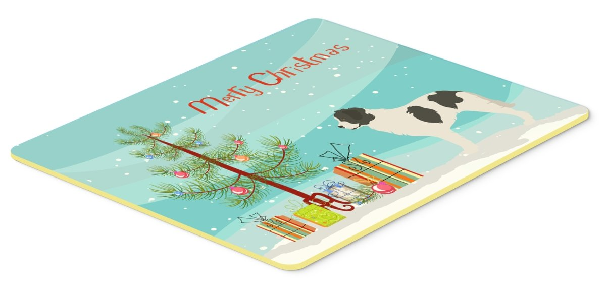 Caroline 's Treasures bb8493cmt Landseerクリスマスキッチンマット、20hx30 W、マルチカラー   B0748M24BN