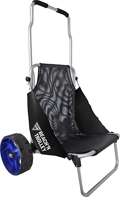 Amazon.com: Seattle Sports - Carro de mano y silla plegables ...