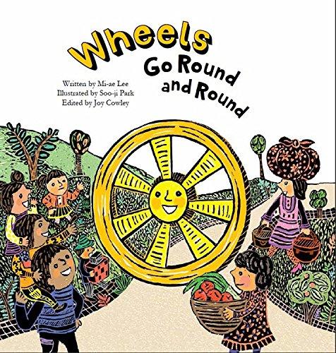 Download Wheels Go Round and Round (Science Storybooks: Simple Machines - Wheels) pdf epub
