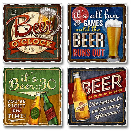 Buy stone beer coasters