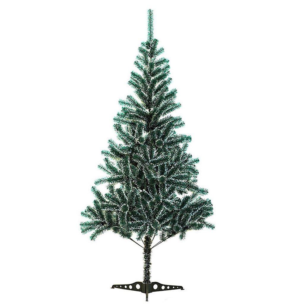 Jia He Albero di Natale - Decorazione Natalizia 1,5 M   1,8 M Snowflake Leaves Albero di Natale Crittografia Decorazione dell'albero di Natale Forniture per Le Vacanze