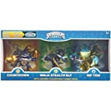 Skylanders Imaginators - Classic Triple Pack - Countdown, Stealth Elf and Rip Tide (Xbox One/PS4/PS3/Xbox 360/Nintendo Wii U)