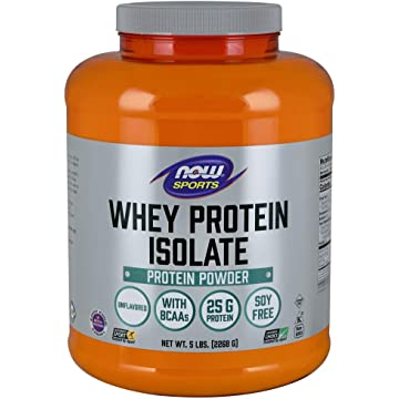 top best Now Sports Whey Protein Isolate