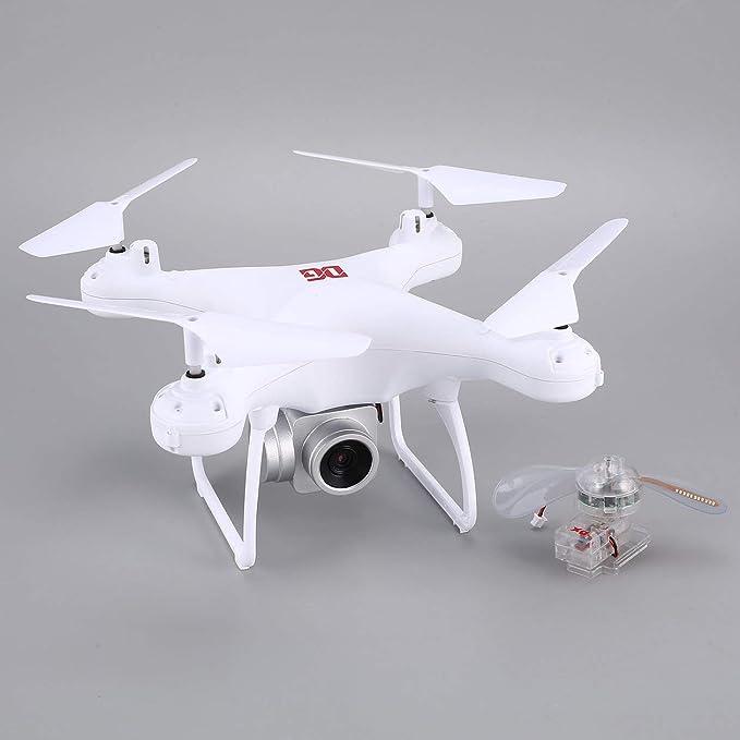 HONZIRY XG183 2.4G RC Selfie Drone FPV Quadcopter con cámara 720P ...