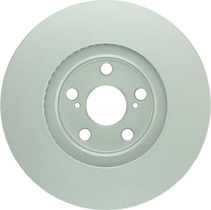 Disc Brake Rotor Rear Bosch 50011237